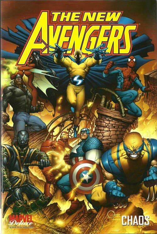 marvel deluxe new avengers 1