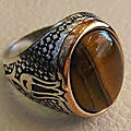 Bague de seduction du plus grand marabout voyant guedegbe