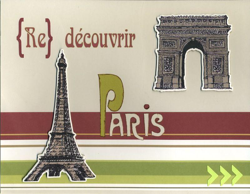 (Re)découvrir Paris