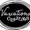 Formation variations créatives sandra charbonnel & is@ de belley