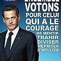 Nicolas sarkozy, un candidat courageux