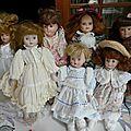 Des poupées ....
