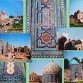 Samarkand : chah-i-zinda