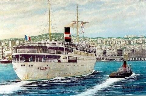 paquebot-le-kairouan-arrivant-dans-le-port-d-alger