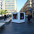 Le MAP square Charles de Gaulle, exposition de Delphine Blast