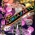 zumba party à teurthéville-hague
