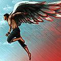 Sylvia lhene: envolés les anges-soaring angels