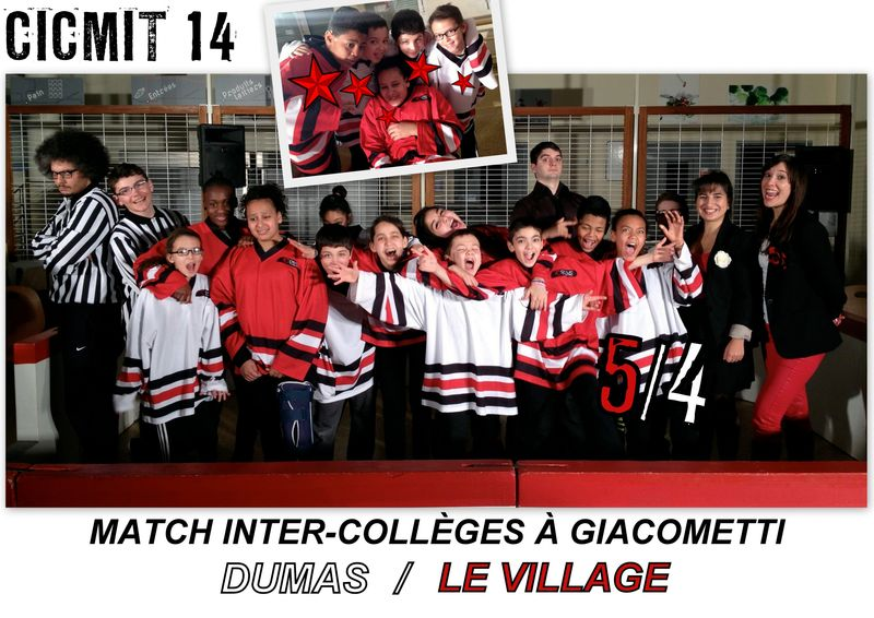 INTER 3 DUMAS LE VILLAGE OK