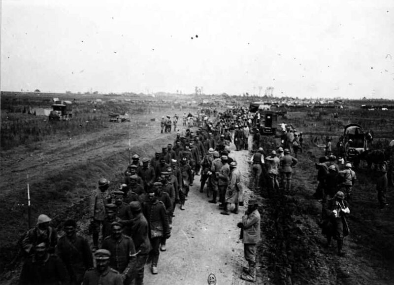 somme prisonniers