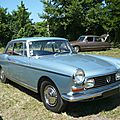 PEUGEOT 404 injection coupé Ohnenheim (1)