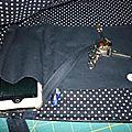 Le sac d'm arilys : cadeau de noël pour anaïs