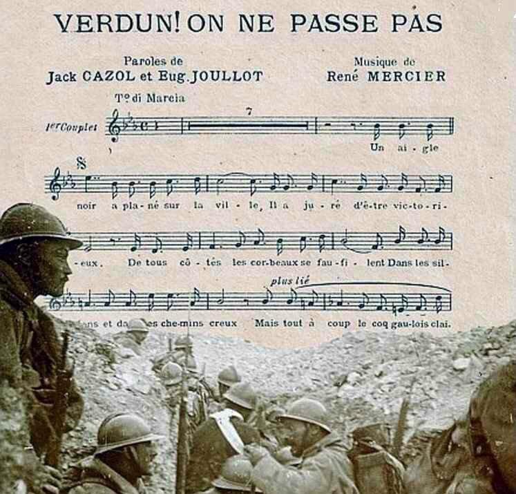 Verdun on ne passe pas
