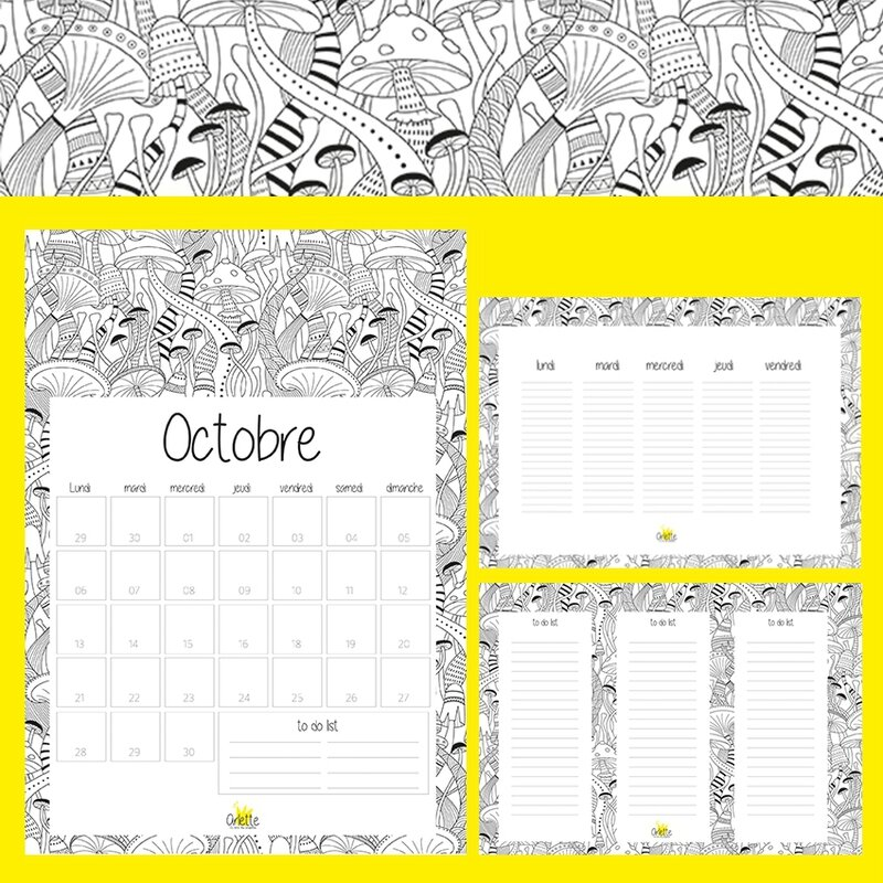 COLLECTION-COLORIAGE