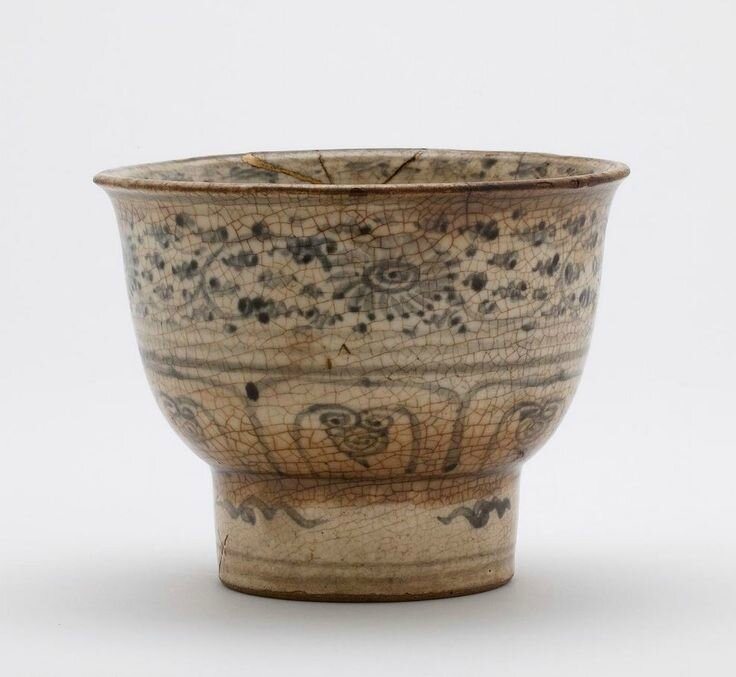 Tea bowl, 16th century