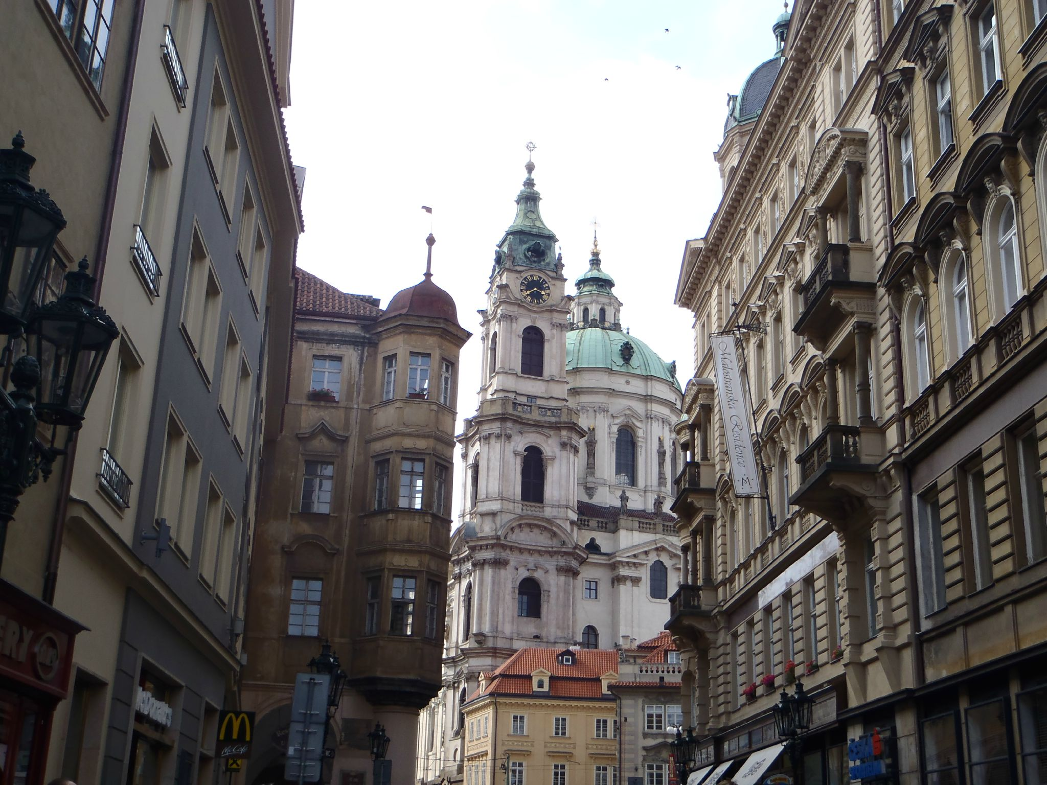 prague - rue vieille ville 2