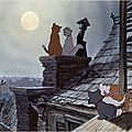 Les aristochats (the aristocats) de wolfgang reitherman - 1970
