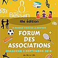 Forum des associations 18ème