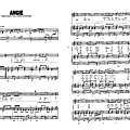 Angie (partition sheet music)