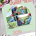 Catalogue azza/izzy de juillet et août 2019