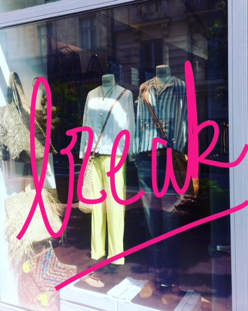 break fermeture 30042018 et 01052018 boutique Avant Après Montpellier