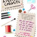 Ateliers créatifs acia à issy