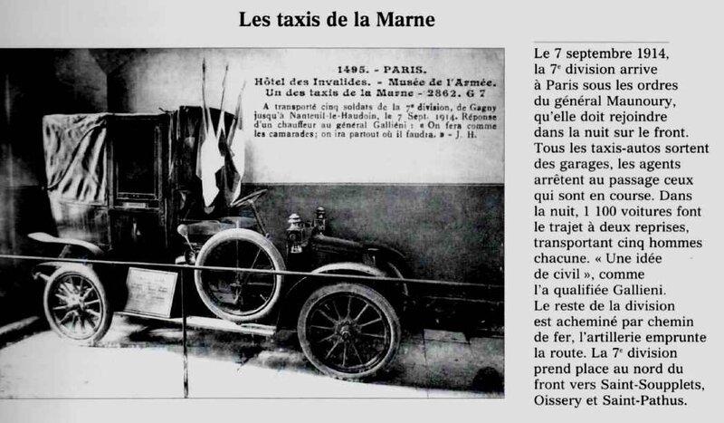 Taxis de la Marne 7 div