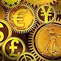 Krach dollar/euro : pourquoi posséder or et argent physique... (en dehors des banques)