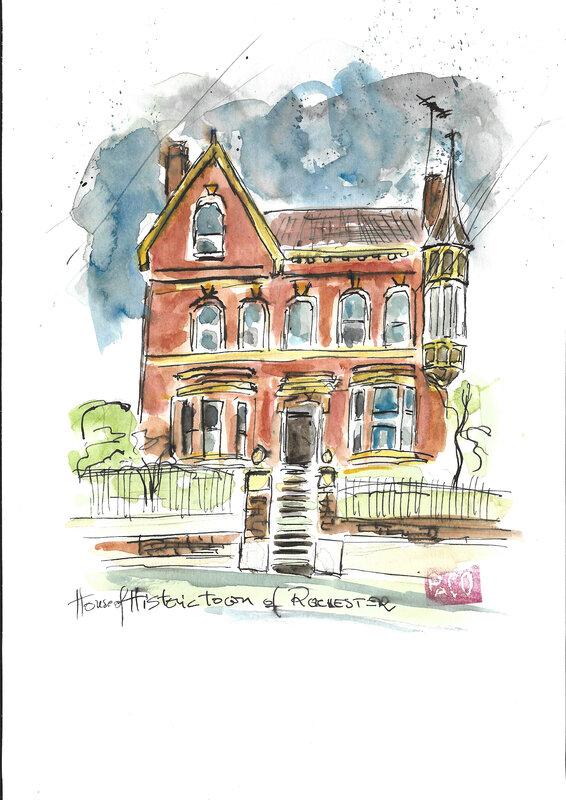 BRIAN S HOUSE