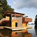 maison bateau moderne yurtao