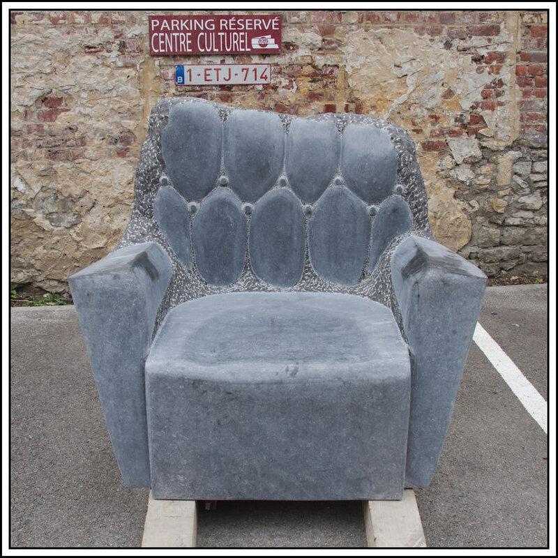 fauteuil - Caroline Ruizeveld