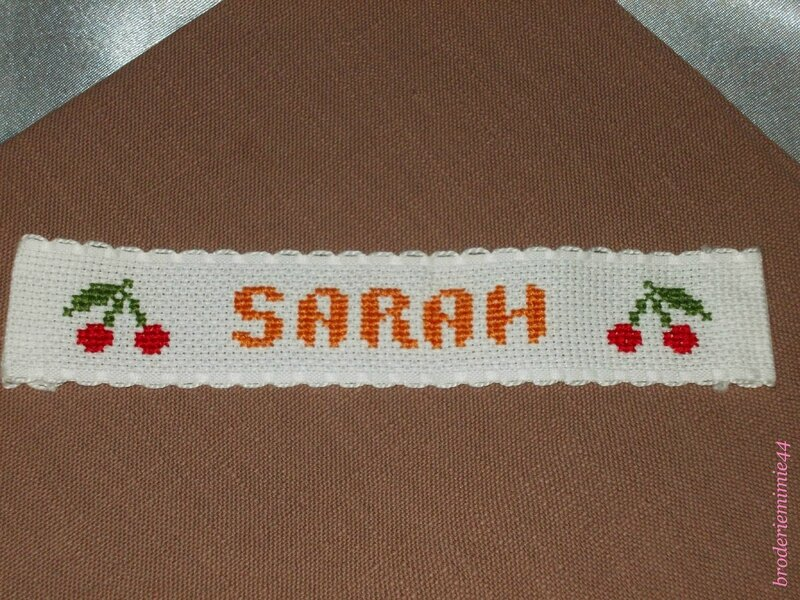 SARAH - Copie