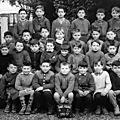 École de la souys ce1 1956