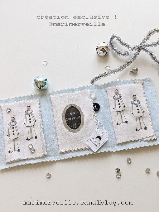 carnet couture monami Pierrot 4 © marimerveille