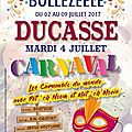 Cortège de la ducasse - bollezeele 2017