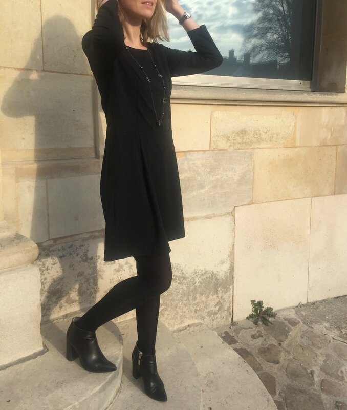 Lexi Dress et veste aniline (6)