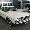 Ford fairlane 500 4door sedan-1969