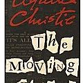 The moving finger, d'agatha christie