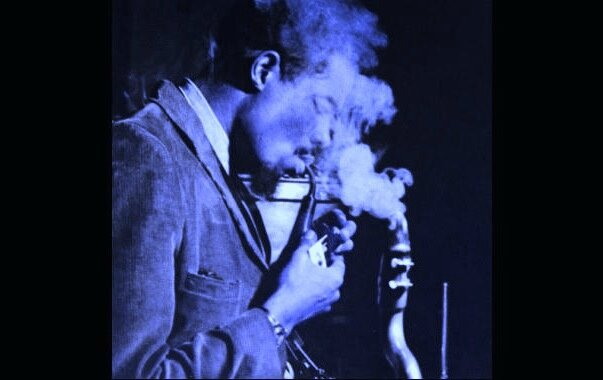 Eric Dolphy gauche droite