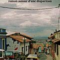 Marc beltra, roman autour d'une disparition, mathieu simonet & françoise olivès