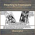 Tract de chick publications sur la franc-maçonnerie