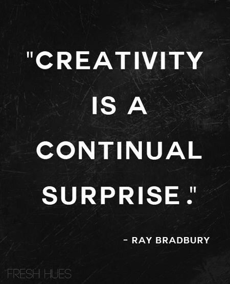 La créativité 1