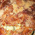Clafoutis de courgettes au jambon au thermomix (ou non)