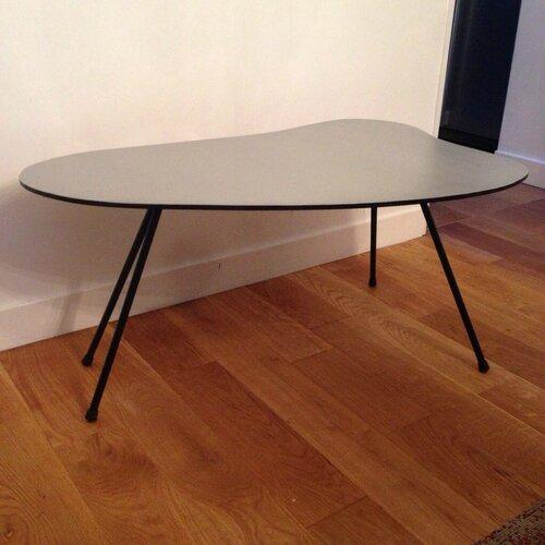 Table basse tripode / vendue