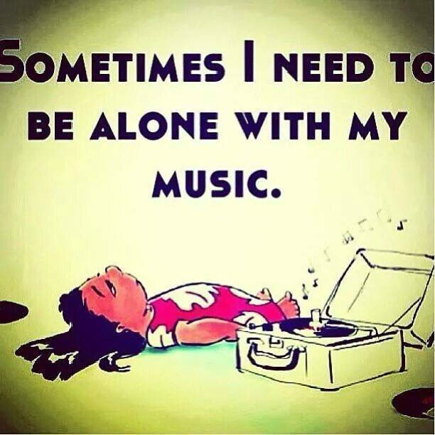 Alone music