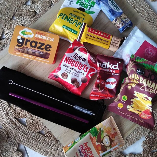 Snackies box