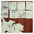 Découvre mon patrimoine # le grand mix en préparation