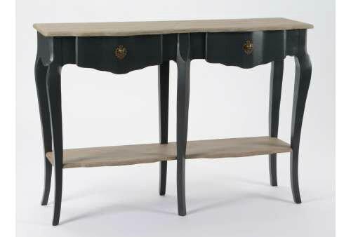 console-drapier-baroque-grise-elegante
