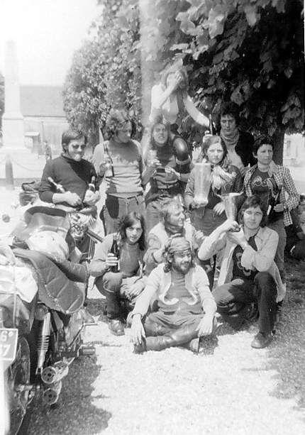 Le MC FORBACH à SENS 1972