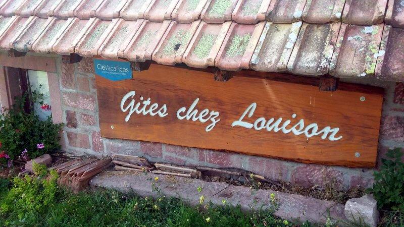 le gîte Chez Louison