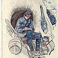 C'était il y a 100 ans,... le début de la campagne d'hiver, aux alentours d'ypres